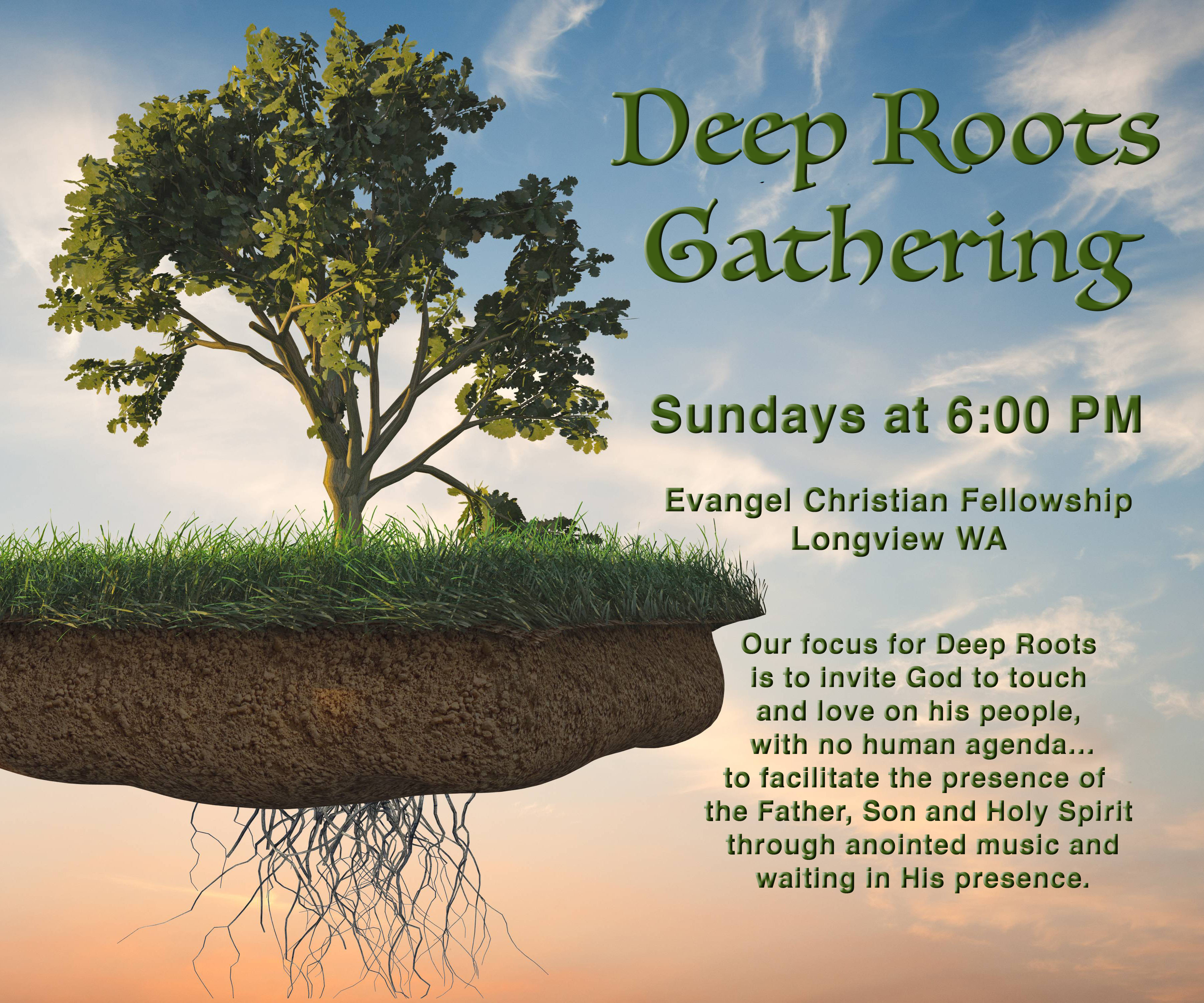 Deep Roots Gathering